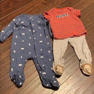 Pajamas - Carters sleepwear